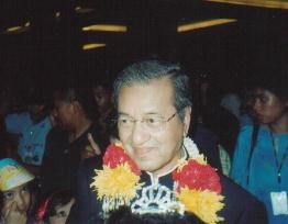 Our Greatest Leader:Dr Mahathir